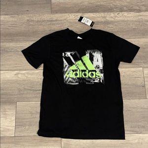 Brand New Adidas Boys (14/16) Tee